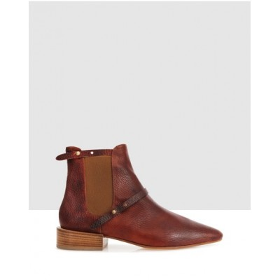 Beau Coops Womens Apsley Boots LIGHT BROWN The Best Brand REYXIEK