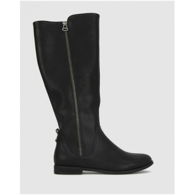 Betts Womens Elora Knee-High Boots Black quality FLCCGIO