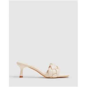 Novo Womens Zina Mules Nude Selling Well DIQVQFF
