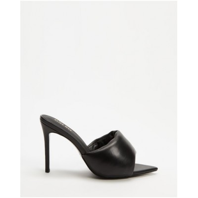 Alias Mae Womens Dulce Black Leather Number 1 Selling BNSDACE