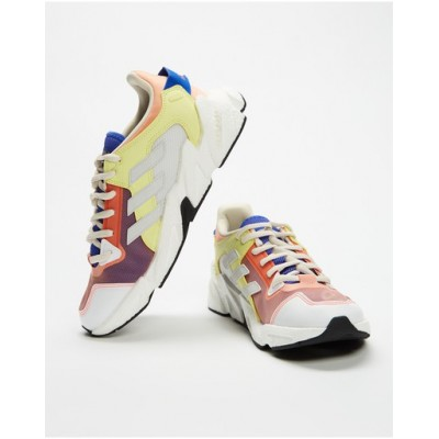 adidas Performance Women's Karlie Kloss X9000 - Women's Ambient Blush Pulse Yellow & Ambient Sky Express QFKHWQH