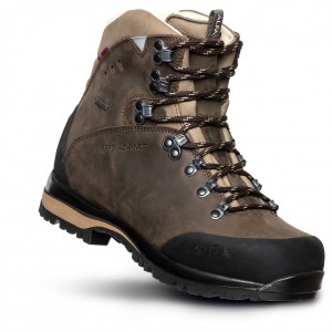 Alfa Women's Berg Advance - Walking boots Classic Brown Womne's - Outdoor shoes Recommendations XYVMYSJ