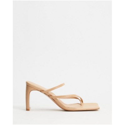 Alias Mae Women's Esther Natural Leather XLYDUOP