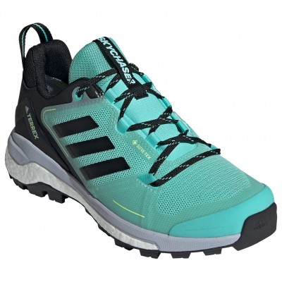 adidas Women's Terrex Skychaser 2 GTX - Multisport shoes Acid Mint / Core Black / Halo Silver Womne's - Outdoor shoes Hot YSTQTHZ
