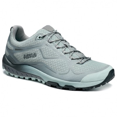 Asolo Women's Flyer - Multisport shoes Sky Grey Women - Outdoor shoes Number 1 Selling AUIWULG