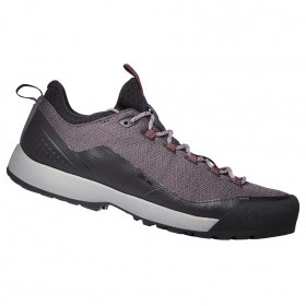 Black Diamond Women's Mission LT - Approach shoes Anthracite \/ Wisteria Womne's - Outdoor shoes Comfort PAJWLTJ