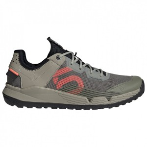 Five Ten Women's Trailcross LT - Cycling shoes Core Black \/ Grey Two \/ Solar Red Womne's - Outdoor shoes AITUMSY