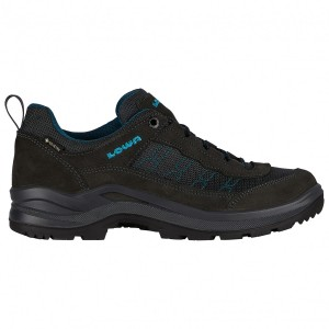 Lowa Women's Taurus Pro GTX LO - Multisport shoes Anthracite Womne's - Outdoor shoes The Most Popular VEFJENJ