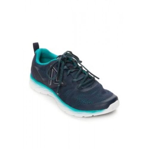 Vionic Miles Athletic Sneakers - Available in Extended Sizes Blue Teal - Women Performance Shoes - Designer new look ZNAK520