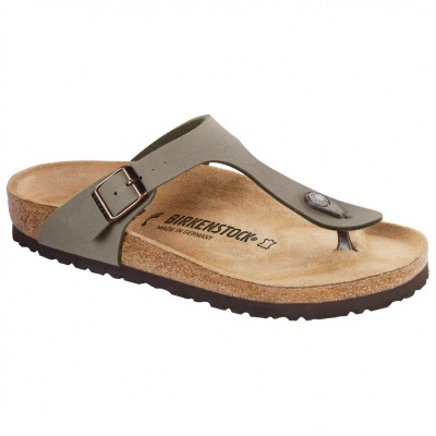 Birkenstock Gizeh BFBC - Sandals Stone Womne's - Outdoor shoes Casual UQONOOD