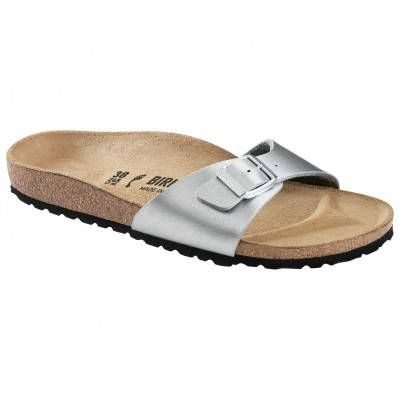 Birkenstock Women's Madrid BF 9 - Sandals Gold Womne's - Outdoor shoes on sale near me ASWCBMJ