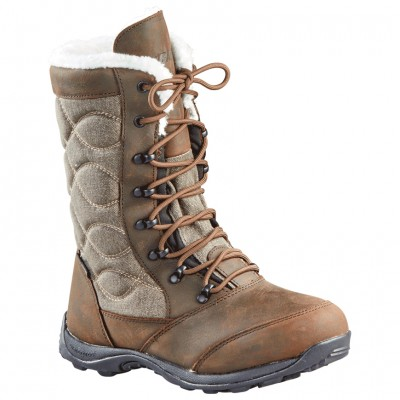 Baffin Women's Cortina - Winter boots Brown Womne's - Outdoor shoes Collection JXRSGSW