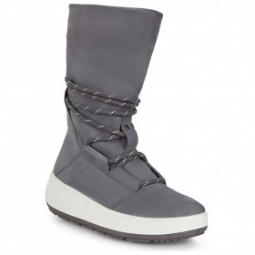 Ecco Women's Ukiuk 2.0 - Winter boots Black Moon Womne's - Outdoor shoes high quality USVOKXO