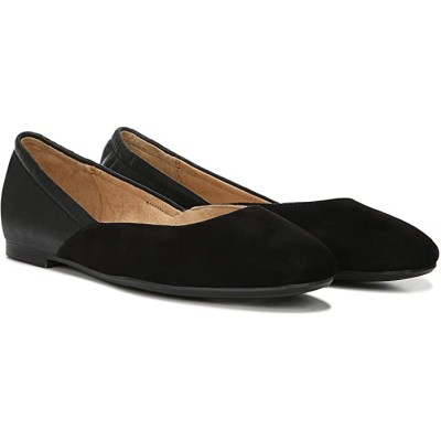Woman's Naturalizer Pierce Black Leather/Suede 9430290 GHNDO786