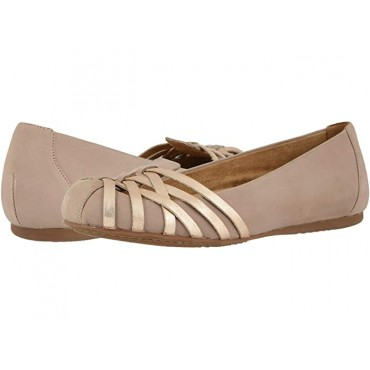 Women's SoftWalk St. Lucia Taupe/Rose Gold 9334954 XGJRO454