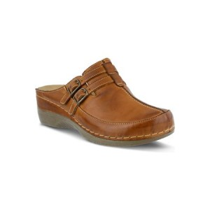 Young Women's Spring Step Women's Happy Clog Brown new look RAVV1779