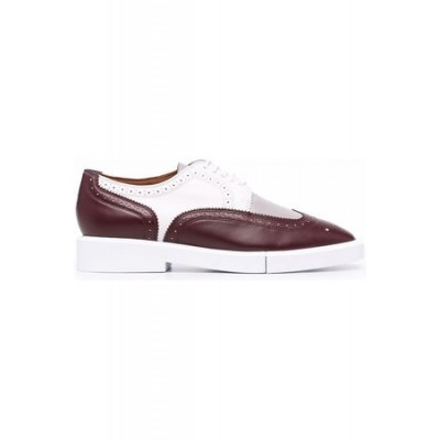 Women Robert Clergerie Panelled lambskin brogues Black Leather Or Sale Near Me NWFW8129