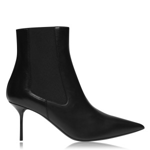 Women TOM FORD Tf Heeled Ankle Boots Black U9000 Trend 3BX1A5227