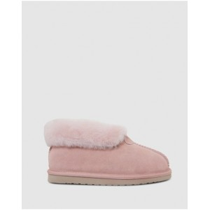 Easy Steps Womens Pixie PINK SUEDE RWHYLLE